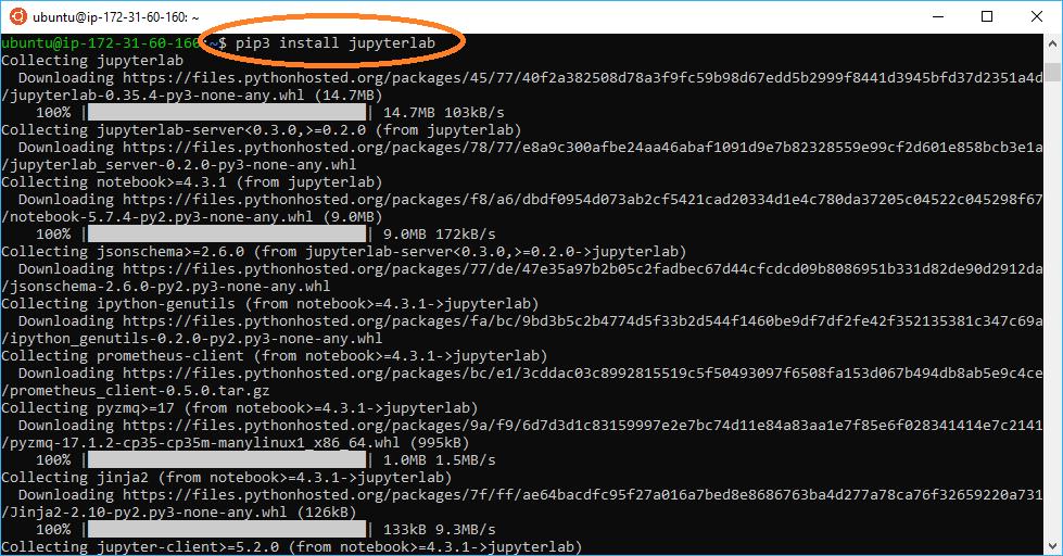 Deploying Jupyter Lab on AWS in minutes – Daulet